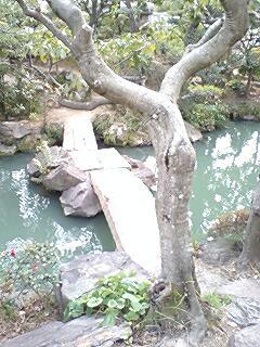 岡山県 大原美術館 中庭